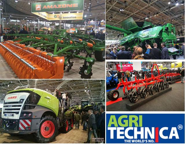 2019汉诺威展会行程安排-汉诺威农机展往届回顾