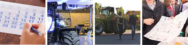 2019年湖北快三跨度数字,德国汉诺威农业机械展览会掠影