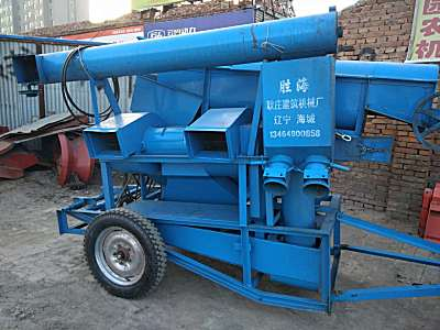 胜海5TY-100-290大玉米脱粒机