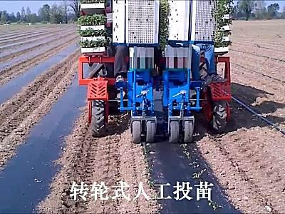 意大利法拉利(FERRARI)FPA型移栽机