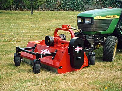 意大利(FORIGO)前置式园林用旋耕机