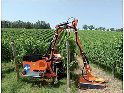 意大利(Rinier)BR- VIGNA 型i割灌机