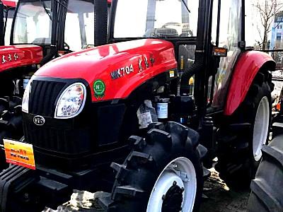 东方红-MK704拖拉机