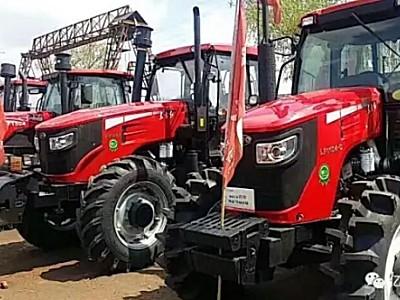 东方红-LF1104拖拉机