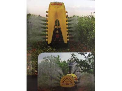 PROJET果园喷雾机