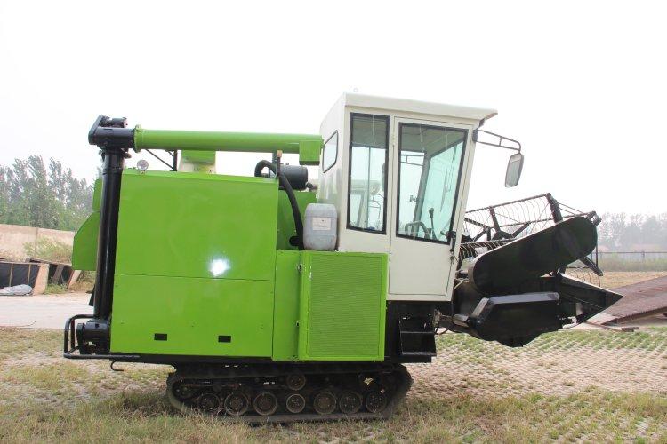 大型水稻收割机价格