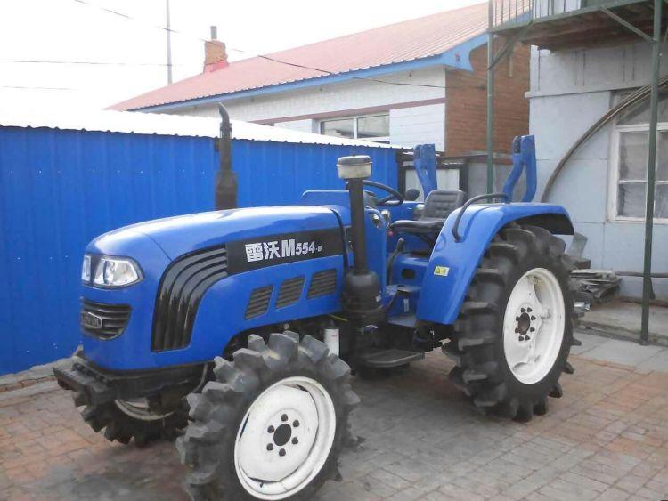 出售2012年雷沃m554拖拉机