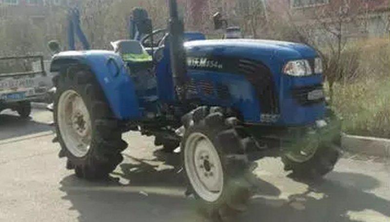 出售2015年雷沃554拖拉机