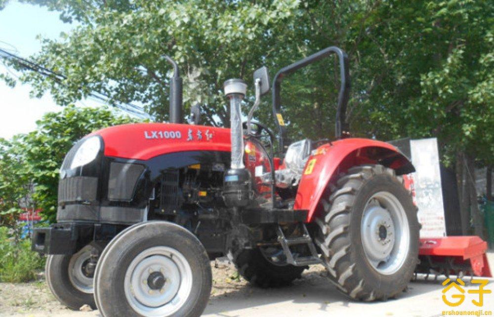 出售2016年东方红lx1000拖拉机