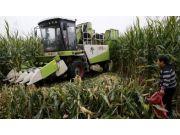 外媒:国际大型农机制造商看好中国市场