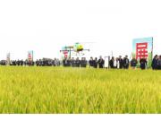 高科新农助力浙江农业两区建设会和全国生态循环农业交流会