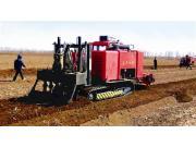 我国粉垄耕作机械首次销往海外