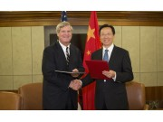 中美两国农业部续签农业及相关领域合作谅解备忘录