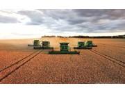 农机业务低迷 约翰迪尔全年业绩下滑明显