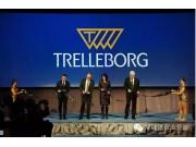 特瑞堡农业轮胎北美生产基地隆重开业