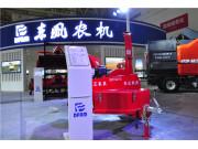 常州东风携全线农机产品亮相2016武汉国际农机展