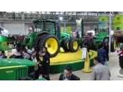 约翰迪尔全线解决方案亮相全国农机展