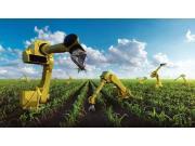 七款农机机器人解放农场劳动力