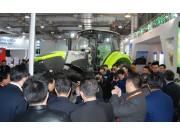 智能极速分分彩助力精准农业 中联重科亮相第七届中国科博会