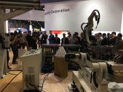 中国一拖智能产品亮相广州机器人、智能装备及制造技术展览会