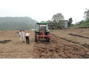重庆市5年内将完成150万亩农机深松整地