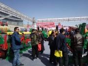 希森天成携全系列马铃薯机械亮相内蒙古农牧业机械展览会