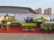 德邦大为亮相2016年吉林省农机产品展示交易会