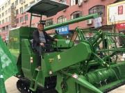 """鄱阳""""农机抢购团""""锁定谷王水稻机"""