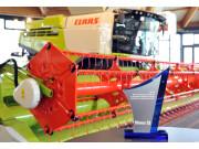 科乐收LEXION780联合收割机荣获机械设备柴油进步杰出奖