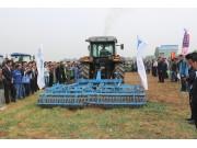 德国LEMKEN参加山东省农机推广项目暨先进农机具现场演示培训