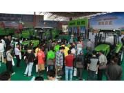 中联重科亮相第五届中南农机机电产品展