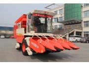 山东发布2016农业装备创新项目 玉米籽粒收获技术国丰担纲