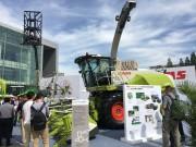 科乐收(CLAAS)闪耀2016中国奶业展览会