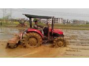 70余万台农机赴一线抢排抢种 湖北省近半受淹农田已复产