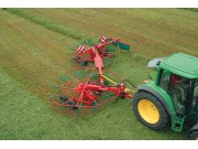 格兰9000系列搂草机 适用性更广泛