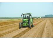 农机智能化 解决胡萝卜种植难题