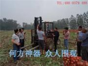 心系菜农,东方红TC4015越野叉车持续创新