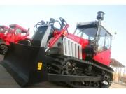 新一代东方红C1402橡胶履带拖拉机  是这个样子的!
