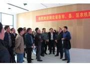 """省长投集团国泰市场""""闪耀""""2017年中国国际农业机械展览会"""