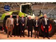 科乐收(CLAAS) 创新+智慧农业再燃汉诺威