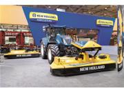 纽荷兰在 2017 年农机展览会上预展精选新农具