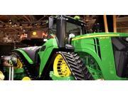 14款世界顶级拖拉机亮相汉诺威农机展