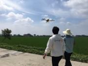 全球首项无人机统防统治服务保险 战略合作在上海签订
