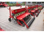 春耕好农机之播种机篇:农哈哈2BXF-12播种机 这个机器有点酷!