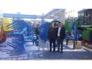 德国LEMKEN参加内蒙古第九届农牧机械展览会