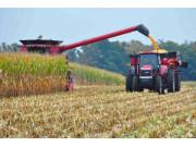 """""""镰刀弯""""玉米调整区的农民如何求变"""