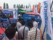 德国LEMKEN亮相内蒙古赤峰国际畜牧业机械博览会