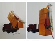 重庆农机又一创新产品---移动式粮食烘干机
