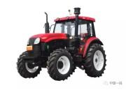 不升功率,拖拉机还能增效?老机手点评东方红智锐系列拖拉机