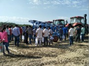 德国LEMKEN参加乌苏农机新技术现场会